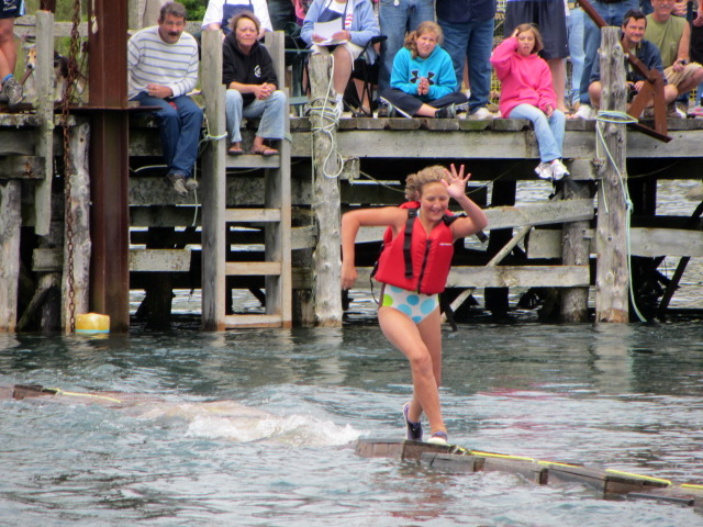 Cutler Lobster Crate Races